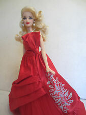 2012 Blonde Doll Holiday Barbie