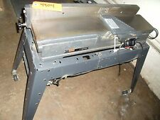 """Sears Craftsman 6 X 36"""" Jointer Planer Model 113.206931 With Rolling Table Used"""