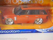 Hot Wheels Dropstars Range Rover H3031 SLAMMED PHAT LIP WHEELS