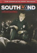 SOUTHLAND (Uncensored) - Season 1. Kevin Alejandro (2xDVD BOX SET 2010)