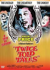 TWICE TOLD TALES     DVD  NEW/SEALED    VINCENT PRICE