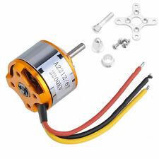 A2212 6T 2200KV Outrunner Motor Brushless For Quadcopter Helicopter RC Aircraft
