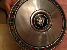 1973-74 MERCURY GRAND MARQUIS HUBCAP STAINLESS