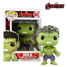 Funko POP Marvel Avengers 2 Age of Ultron Hulk Action Movie Figure Toy U1X4