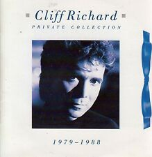 CLIFF RICHARD Private Collection 1979 - 1988 CD