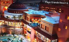 Playa Grande Resort and Spa June 24-July 1 2017 Cabo San Lucas, Mexico