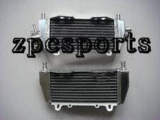 New Radiator Pair: KAWASAKI KX125 KX-125 2003-2005 2004 KX250 KX-250 2003-2004