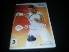 WII jeu active personal trainer.