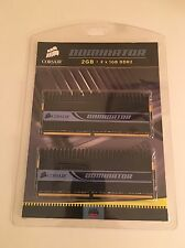 Corsair Dominator (2 x 1GB) 2GB Ram DDR2 Dhx Xms2 PC 6400 800m FREEs&h !!!