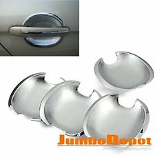 Fit 99-04 VW Jetta Golf Bora Mk4 Passat B5/B5.5 Chrome Door Handle Bowl Cover