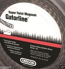 Oregon Magnum GATOR STRING TRIMMER LINE SUPER TWIST .095 5LB SPOOL