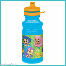 BUBBLE GUPPIES Drink Bottle - Water Bottles - BPA Free - Birthday Party Favours