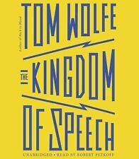 NEW - The Kingdom of Speech by Wolfe, Tom