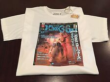 Xbox 360 Magazine Limited Edition Japanese Cover T-Shirt ft. Star Wars Kinect
