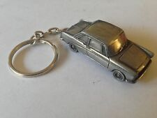 Peugeot 404 Coupe  ref176 3D split-ring keyring FULL CAR