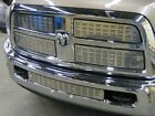 Bug Screen 2010 2011 2012 Dodge Ram 2500 3500 Stainless Steel Grille & Bumper a