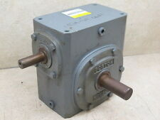 BOSTON GEAR,  SPEED REDUCER,   30:1 RATIO,  SHAFT DRIVE, 1300 INCH POUNDS