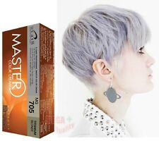 Dcash Hair Dye Permanent Color Punk Goth Emo Elf Silver Titanium Blonde MG705