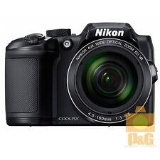 NEW BOXED NIKON COOLPIX B500 40x Optical Zoom DIGITAL CAMERA / BLACK