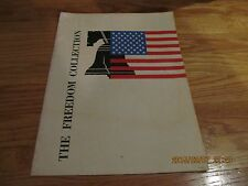 1967 THE FREEDOM COLLECTION Freedom Foundation Valley Forge THE CONSTITUTION
