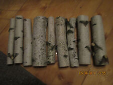 White Birch Logs---Decorations-Weddings !!!!!  SALE