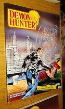DEMON HUNTER #  1 - GENESI NERA - XENIA EDIZIONI - GIUGNO 1993