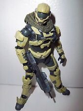 Halo Reach **Zombie Hazop Spartan** from INFECTION 3 Pack 100% Complete w/ Gun!!