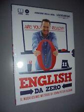 LIBRO DVD N° 11 ENGLISH DA ZERO IL NUOVO CORSO DI JOHN PETER SLOAN