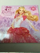 BARBIE, 12 DANCING PRINCESSES PICTURE BOOK, NEW