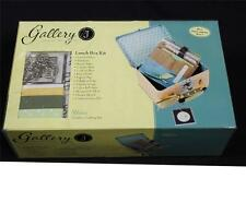 Lunch Box Craft Kit Gallery J Creative Paper Crafts - All Inclusive - New