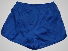 Blue Nylon Running / Track Shorts by Augusta - Men's XL *HOT*