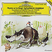 Pierre Et Le Loup by Abbado, Aznavour, Chamber Orchestra of Europe