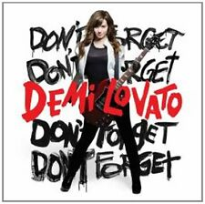 Demi Lovato - Don't Forget NEW CD