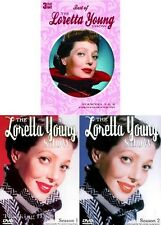 LORETTA YOUNG SHOW SEASONS 1 2 3 4 DVD New 91 Shows