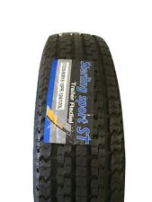 New Tire 235 80 16 Sterling Sport ST Radial Trailer 10 Ply ST235/80R16 120L