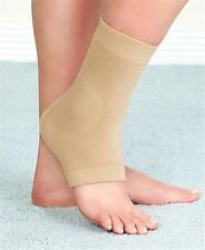 THERAPEUTIC MALLEOLAR ANKLE COMPRESSION SUPPORT SLEEVE HEEL & ANKLE PAIN RELIEF