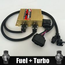 Fuel+Turbo Audi A6 2.5 TDI 140 CV Centralina Aggiuntiva Chip Tuning Box