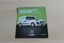 129317) Fiat Doblo Cargo Natural Power Prospekt 201?