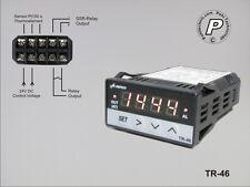 TR-46 24V DC  A-Senco  P.I.D. u. Zweipunkt- Temperaturregler 24x48mm