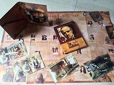 Marlon Brando THE GODFATHER ~ 1972 GB DVD w/ Funda + Imágenes + Póster