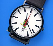 Marvin the Martian Watch Looney Tunes Watch W/ Date Collectible Vintage New NIB