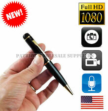HD 1080P Hidden Mini Spy Pen Camera Camcorder Video Photo Audio Recorder