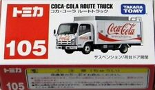 Takara Tomy Tomica Coca-Cola Route Truck Limited From Japan #1921