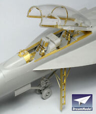 Dreammodel 2017 1/48 PE for F/A-18F Super Hornet for Hasegawa