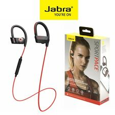 Bluetooth Headphone 4.0 JABRA Sport Pace Wireless Stereo Headset iPhone Red