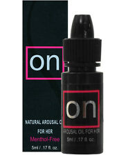 ON NATURAL AROUSAL OIL FOR HER 5 ml FEMALE SEXUAL ENHANCEMENT