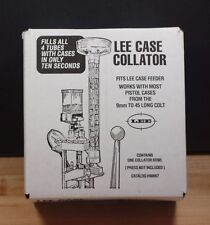 LEE Pro 1000 & Load-Master Case Collator-(90667) NEW
