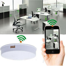 WIFI 1080P Hidden Spy Smoke Detector Video Camera Motion DVR Digital Nanny Cam