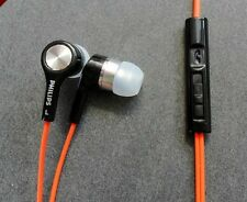 New Mega Bass SHE2300 High Quality Audio Bass in-ear Earphone/Headphone With Mic