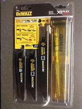 DeWALT DT99550 Jeu de lames de scie à mouvement alternatif XR BIM Métal